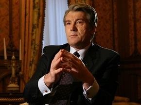 Ющенко поздравил украинских предпринимателей