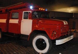 В Винницкой области и Крыму вследствие пожаров погибли пять человек