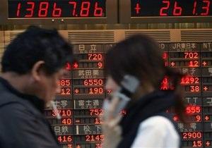 Ослабление иены подняло фондовые индексы Токио до девятимесячного максимума