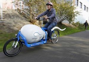 В Сиэтле появился спермо-велосипед