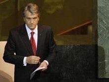 Ющенко не сомневается, что Генассамблея ООН все-таки признает Голодомор
