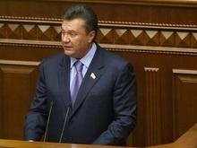 Янукович предостерегает от голосования в подвалах
