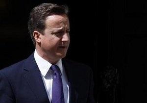 Кэмерон: Британский контингент покинет Афганистан в ближайшие пять лет