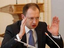 Яценюк рассказал Солане, что происходит в Верховной Раде