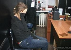 В Одесском СИЗО повесилась россиянка, перерезавшая горло двухлетней девочке