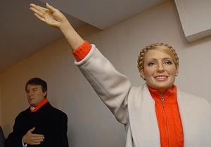 Фотогалерея: Знакомые все лица. Восковой паноптикум в Киеве