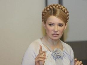Тимошенко не видит логики в действиях Партии регионов