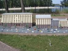 Киев в миниатюре ждет печальная судьба Киева в натуре