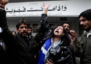 В Пакистане объявили трехдневный траур
