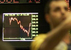 Украинские фондовые индексы завершили день падением