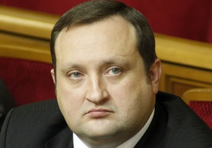 Арбузов едет в Брюссель, чтобы  рассказать о достижениях Украины