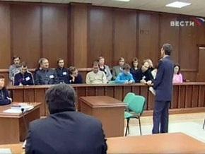 В России отменили суд присяжных при рассмотрении дел о терроризме