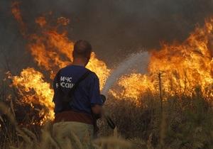Пожар уничтожил секретный центр связи Генштаба РФ