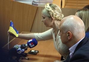 Источник: В России не будут реанимировать дело против Тимошенко