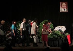 В Москве похоронили Андрея Вознесенского
