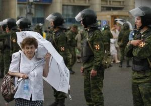 DW: Российская оппозиция начала действовать по закону противодействия