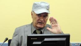 С генерала Ратко Младича сняли часть обвинений