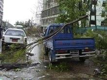 Жертвами циклона в Мьянме стали около 350 человек (обновлено)