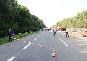 В Псковской области объявили траур по 14 жертвам ДТП под Черниговом