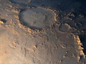 Американцы обнаружили на Марсе три озера