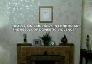 Лондонская полиция выпустила рекламу с призывом сообщать о ссорах соседей