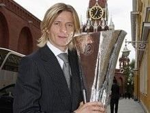 Тимощук привезет Кубок УЕФА в Украину