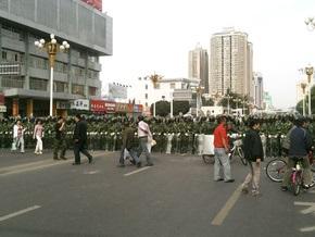 Лидер Компартии китайского города Урумчи отправлен в отставку