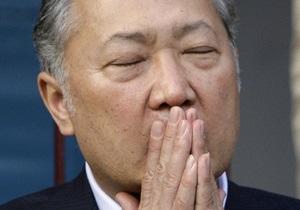 В Лондоне по запросу Бишкека и Вашингтона арестован сын экс-президента Кыргызстана