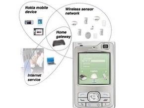 Nokia создаст универсальный пульт управления для всего дома