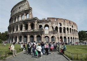 В Риме ввели налог на туристов