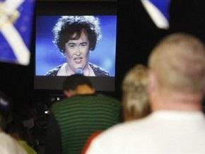 Дебютный альбом Сьюзан Бойл стал лидером предзаказов за всю историю Amazon