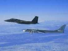 Российские бомбардировщики подняли в воздух истребители НАТО