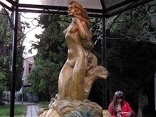 В Алуште открылся благоухающий фонтан