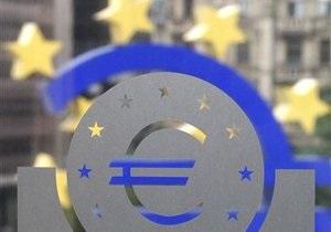 Европейский центробанк пока не рассматривает вариант отказа от денежных стимулов