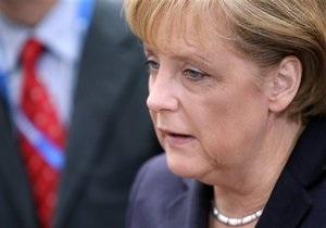 Меркель примет участие в богослужении по жертвам Love Parade