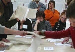 Наблюдатели ICES удовлетворены предвыборной кампанией в Украине