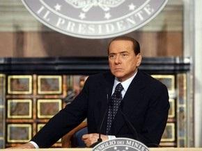 Берлускони: Задача Италии - возобновить диалог Россия-НАТО
