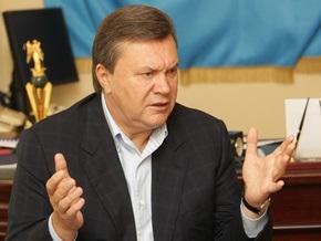 УП: Янукович перепутал Стокгольм и Хельсинки
