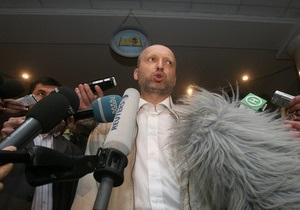 Турчинов: Меня не вызывали на допрос