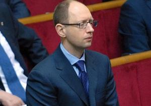 Яценюк обезопасил себя от возможной отставки c должности главы фракции Батьківщина - Ъ