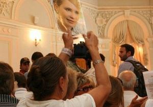 Адвокат: Власть препятствует рассмотрению дела Тимошенко в Евросуде