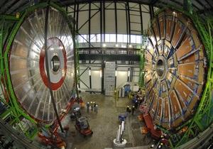 Электроснабжение Большого адронного коллайдера отключилось по невыясненным причинам