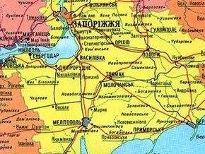 В Запорожской области произошла утечка газа из газопровода