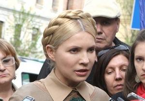 Генпрокуратура: Вопрос ареста Тимошенко еще не решен