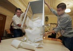 ЦИК организовал контрольную комиссию по изготовлению бюллетеней