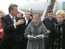 Богатырева рассказала о конфликте Ющенко и Тимошенко