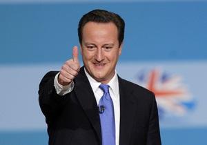 Британский премьер поздравил сына российского миллиардера с получением двойного гражданства