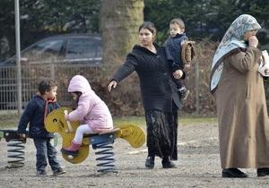 В Германии возросло число беженцев из Чечни