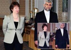 Иранская пресса подретушировала топик верховного представителя ЕC по внешней политике Эштон