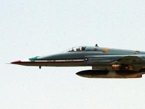 В Иране разбился самолет во время военного парада